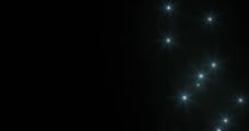 動態粒子星光視頻素材