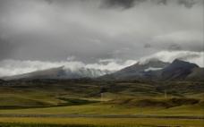 日喀则雪山图片