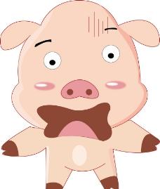 表情猪图片