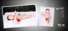 儿童模板素材图片