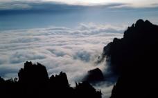 中國 壯麗的山水風光 高清寬屏 高山