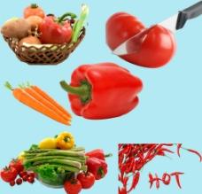 蔬菜素材圖片