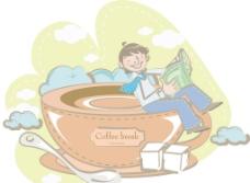 咖啡时间图片