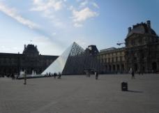 卢浮宫图片