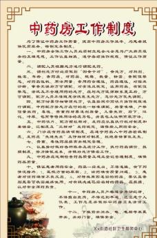 中醫制度牌圖片