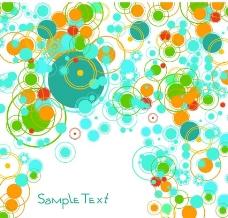 圆圈泡泡图片