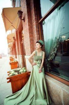婚纱摄影 外景婚纱照图片