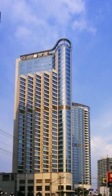 酒店建筑图片