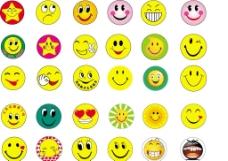 笑脸大杂烩图片