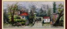 中国油画图片